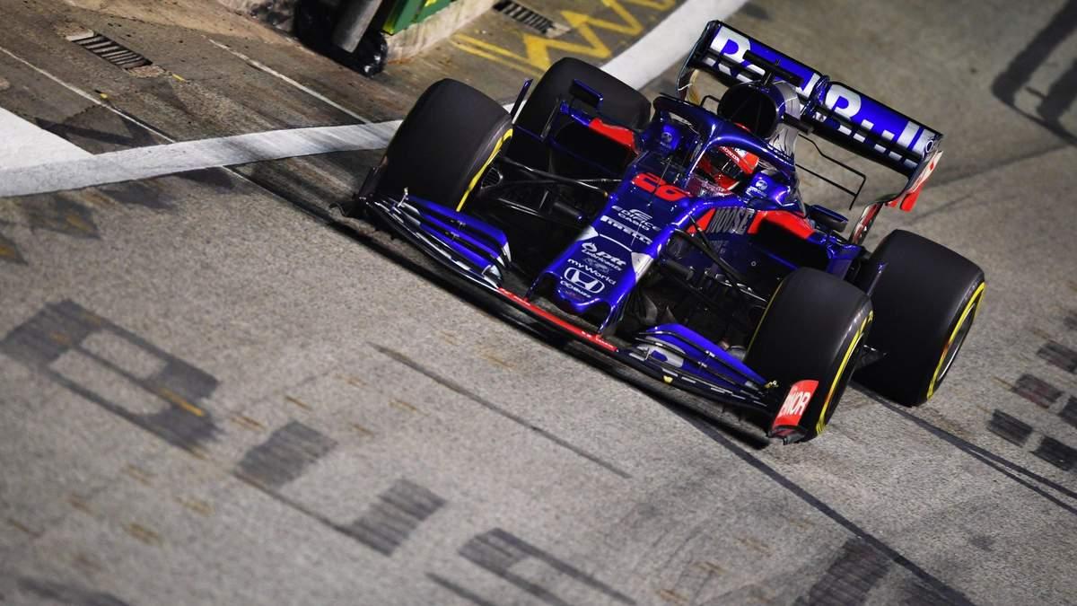 Команда Формули-1 може змінити назву на честь бренду одягу