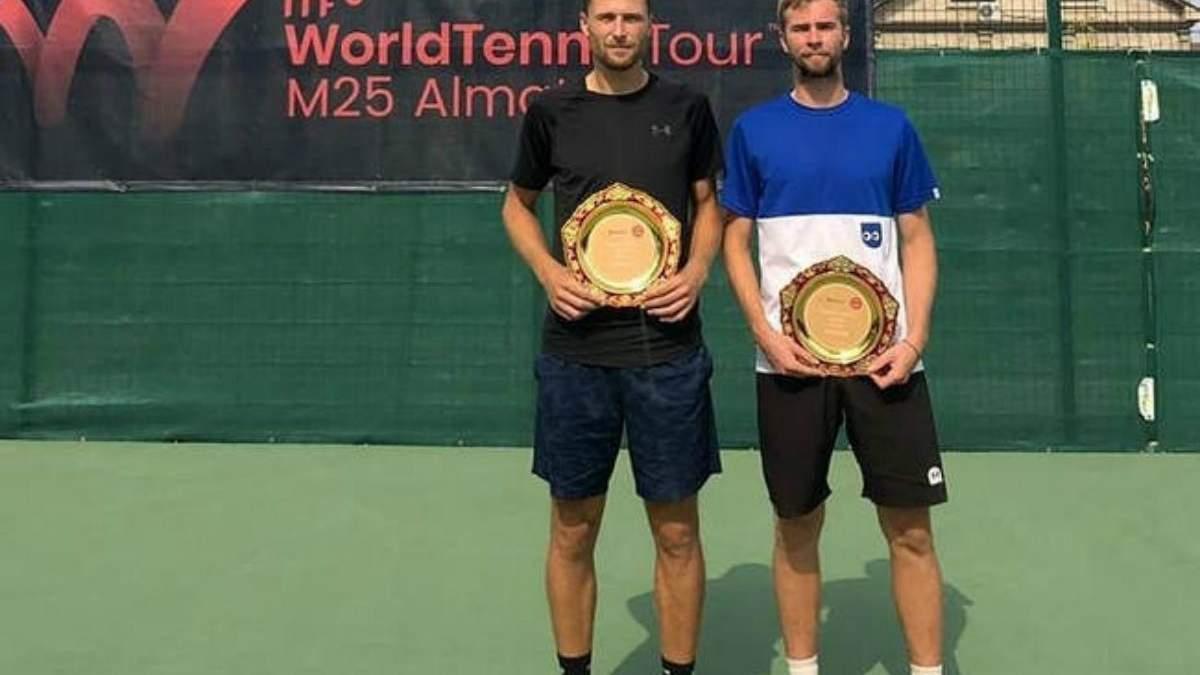 Український тенісист виграв шостий турнір в сезоні