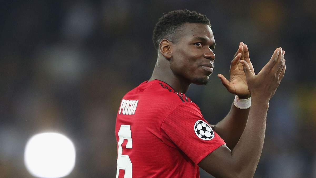 """Погба висунув жорсткі умови """"Манчестер Юнайтед"""": хоче найбільшу зарплату в історії футболу"""