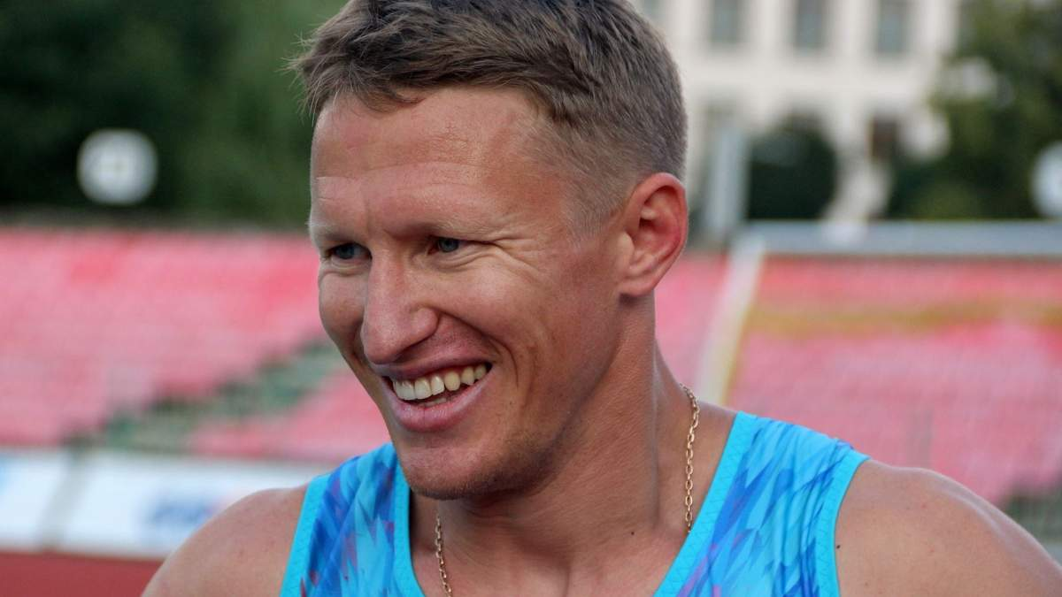 Український спринтер пробився у півфінал чемпіонату світу з легкої атлетики