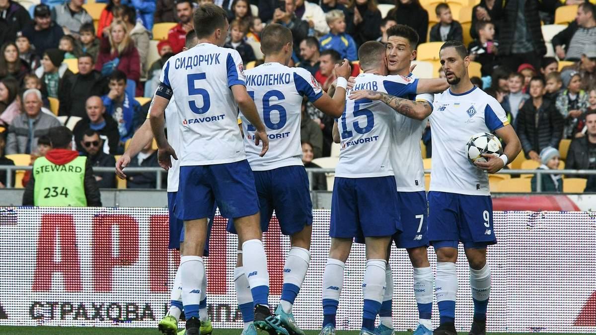 Лугано – Динамо: анонс матчу 3 жовтня 2019 – Ліга Європи