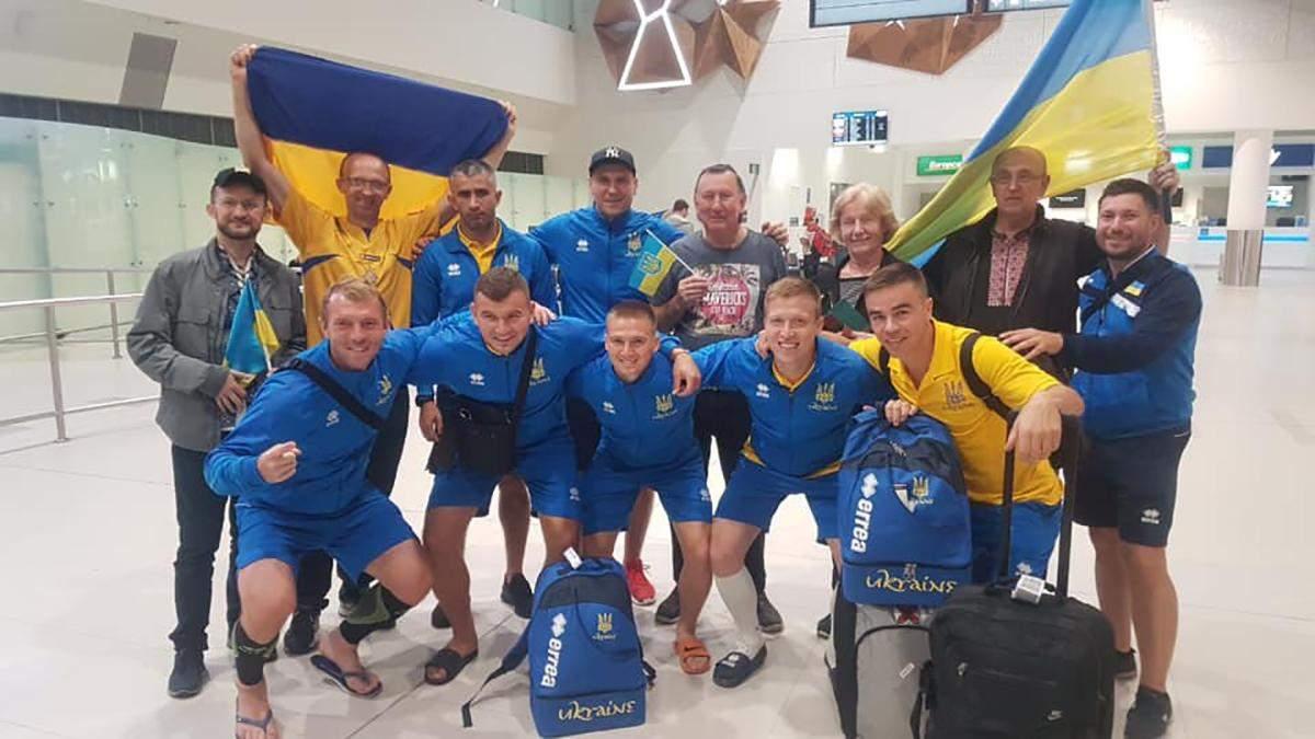 Сборная Украины по мини-футболу пошла на неожиданный шаг на ЧМ после отказа в визе нашим игрокам