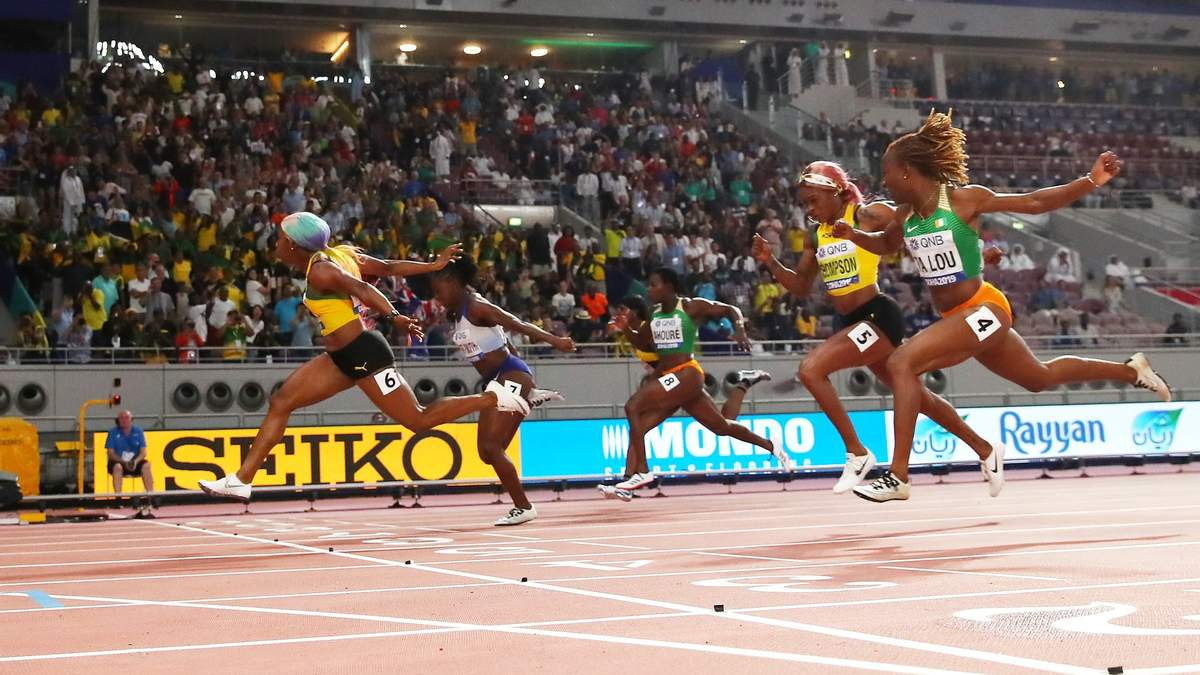 На Чемпіонаті світу з легкої атлетики в Катарі розгорівся скандал через інтимні фото спортсменок