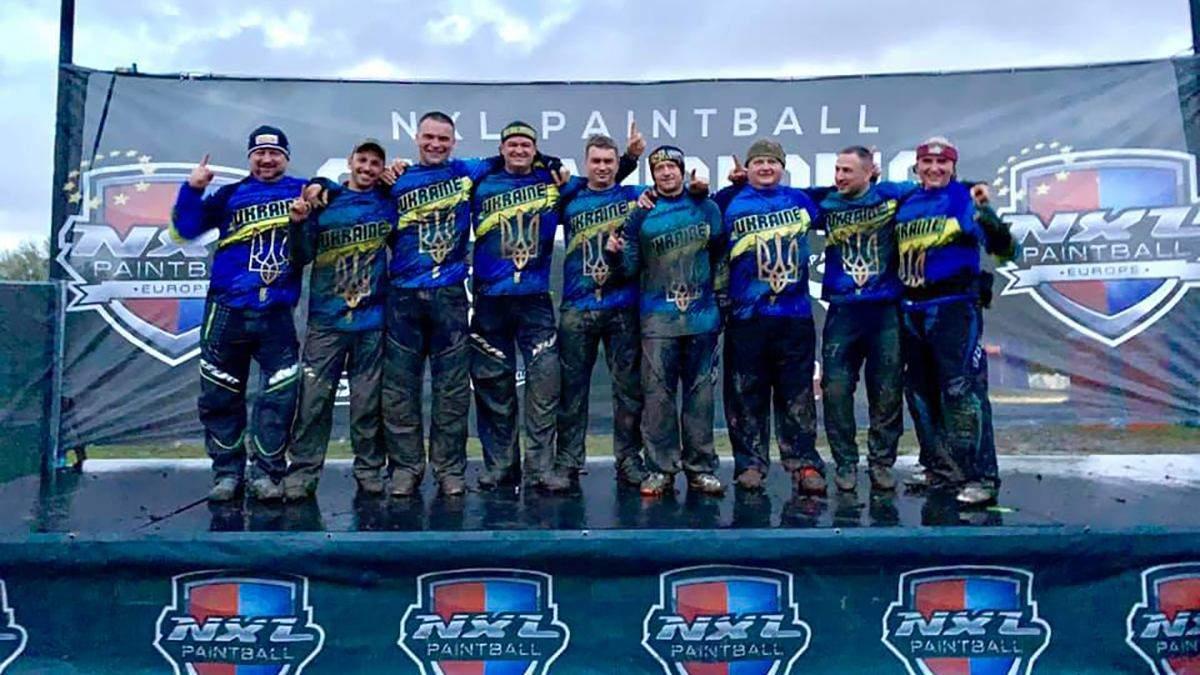 Збірна України з пейнтболу перемогла на Чемпіонаті світу