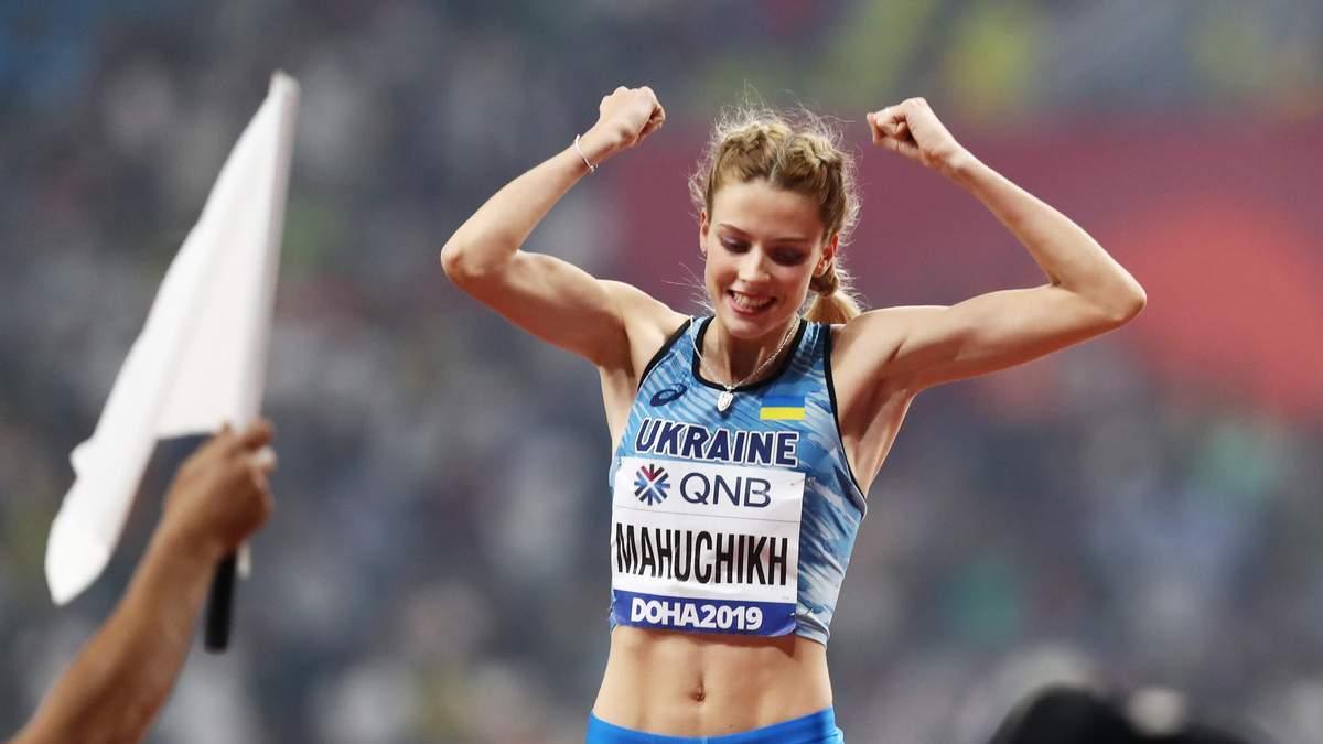 Олимпийская надежда Украины: история успеха 19-летней Ярославы Магучих