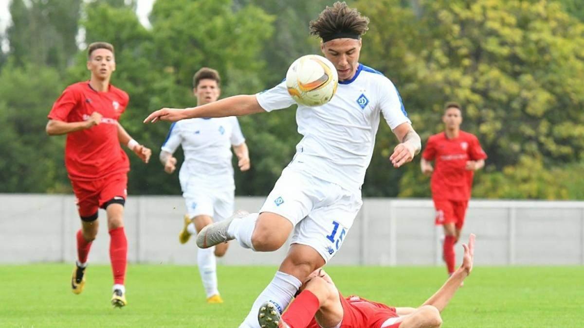 Динамо U-19 – Шкендія 79 U-19
