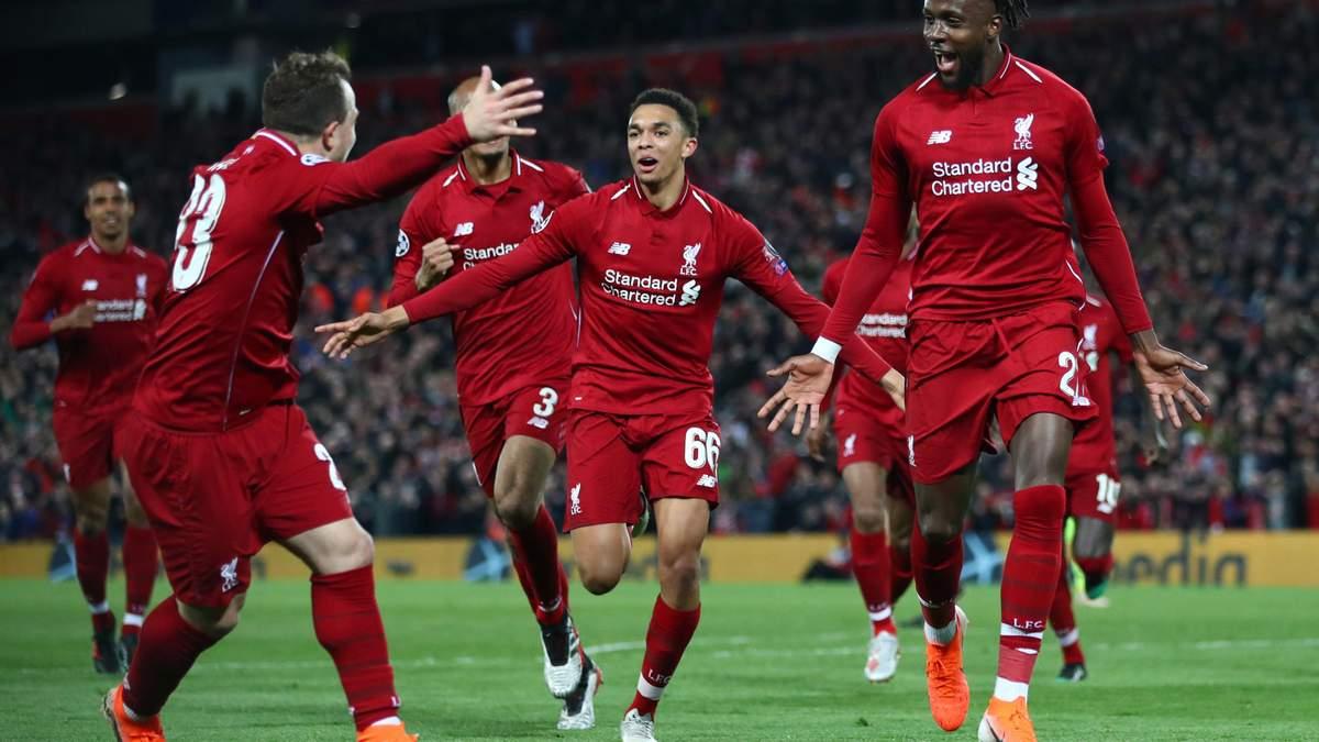 Ливерпуль – Зальцбург результат и видео голов