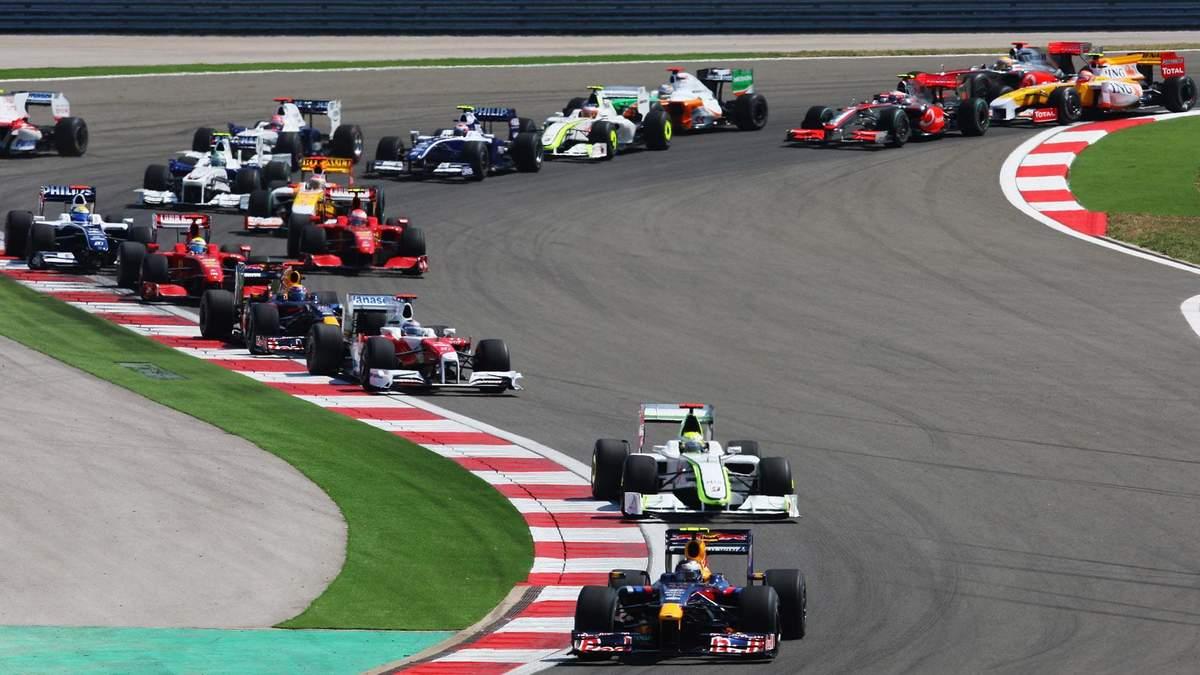 Формула-1 затвердила календар на новий сезон із рекордною кількістю гонок