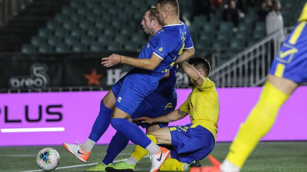 Україна здобула розгромну перемогу на чемпіонат світу з мініфутболу
