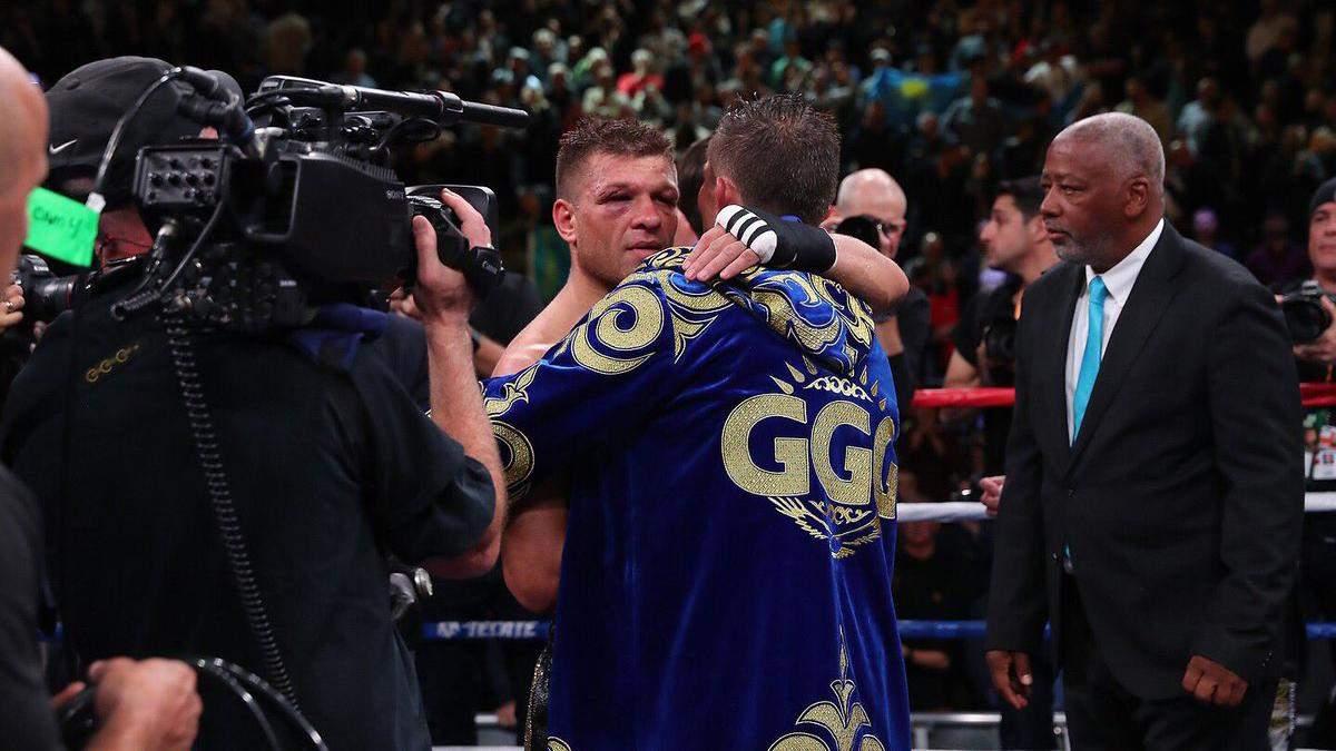 ESPN, BoxingScene та вболівальник віддали перемогу Дерев'янченку в бою з Головкіним