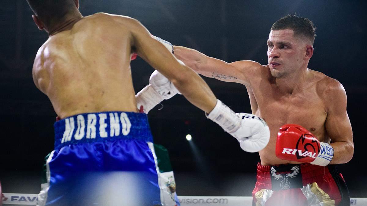 Беринчик после победы бросил вызов потенциальным соперникам Ломаченко