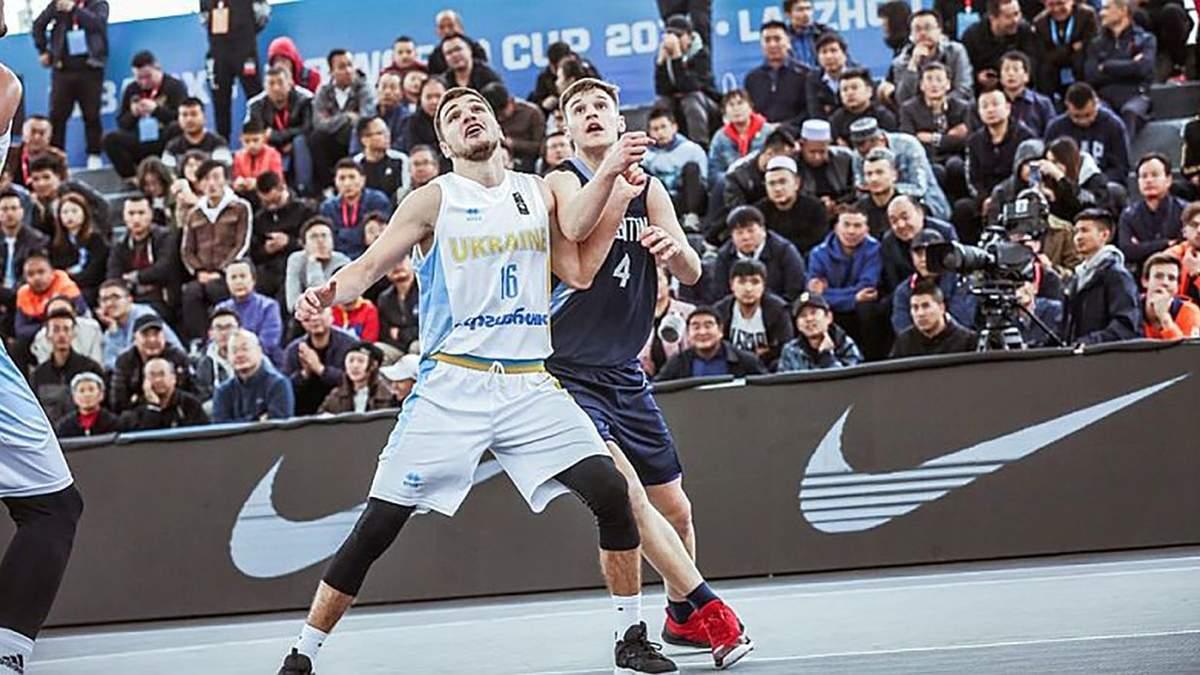 Сборная Украины сыграет против россиян в финале чемпионата мира по баскетболу 3х3