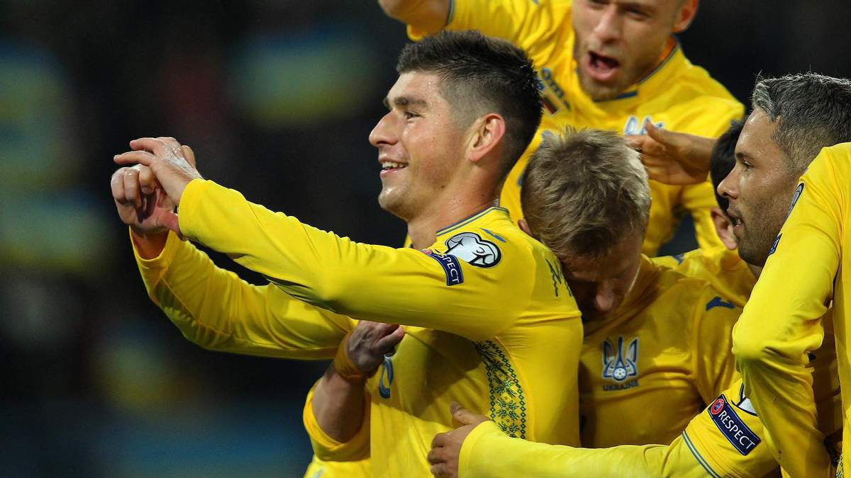 Украина – Литва: обзор и счет матча 11.10.2019 – Евро 2020