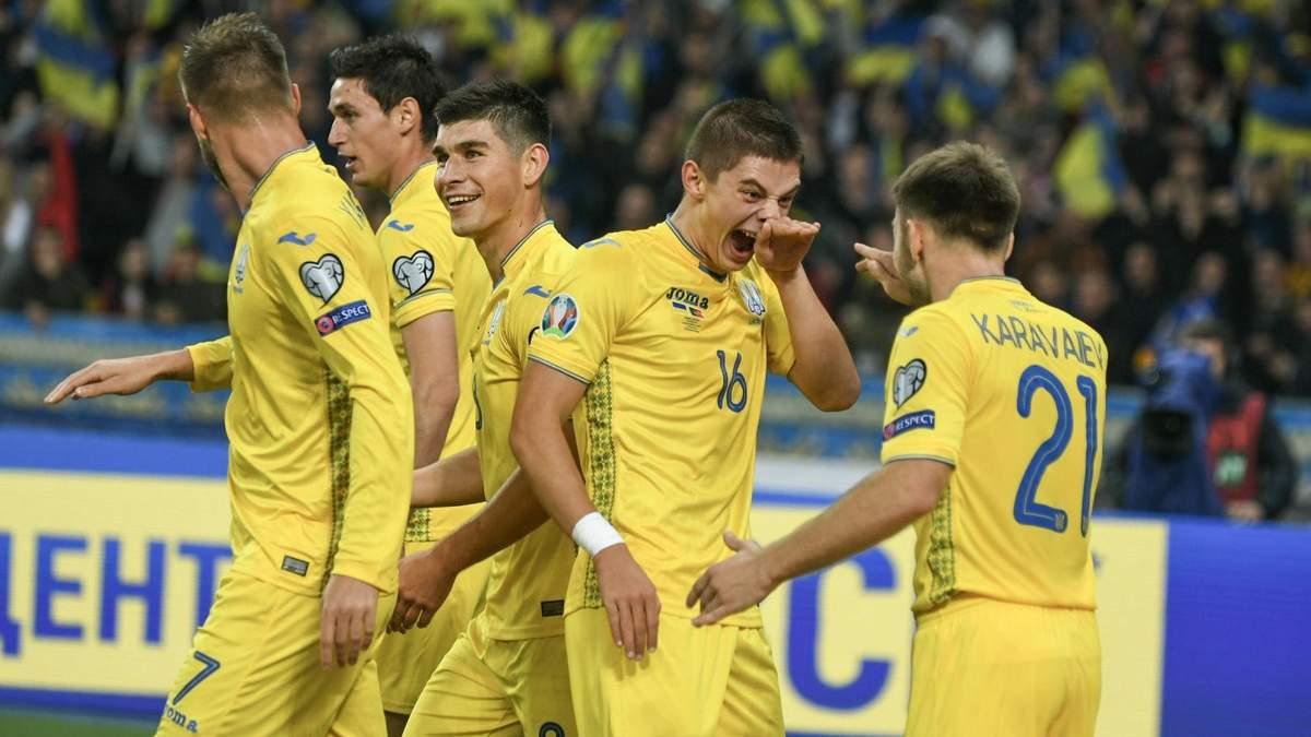 Украина – Португалия: обзор и счет матча 14.10.2019 – Евро 2020