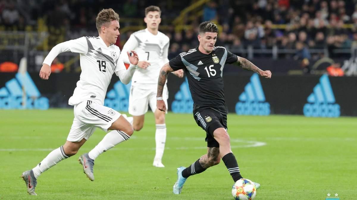 Німеччина - Аргентина