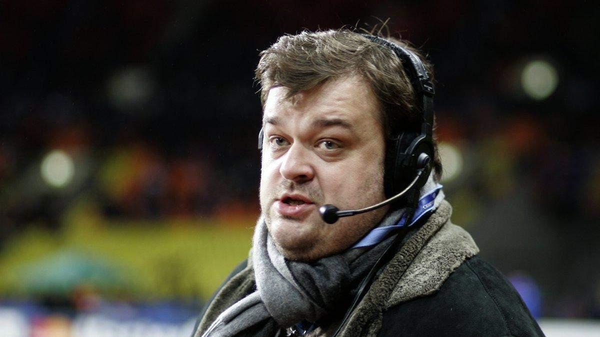 Матч Україна – Росія на Євро-2020 може зупинити війну, – російський журналіст