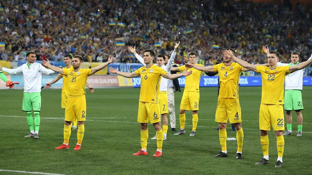 Збірна України зіграє проти Литви у Харкові
