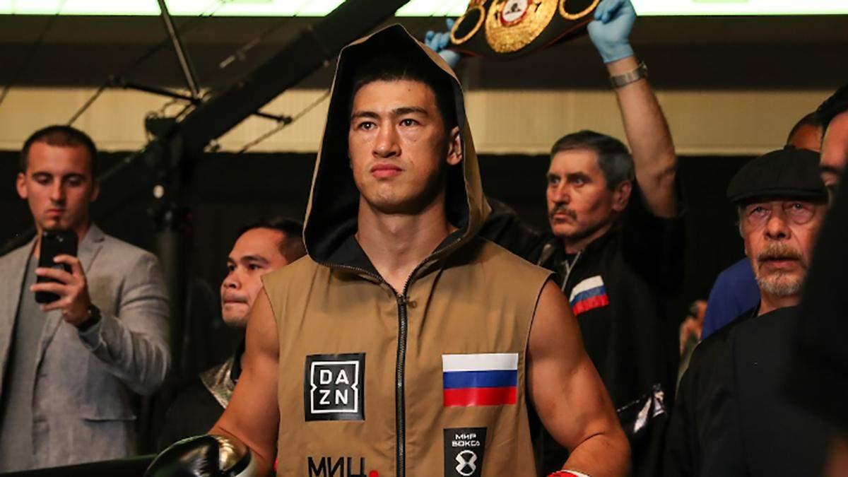 Російський чемпіон WBA хоче бою з Гвоздиком