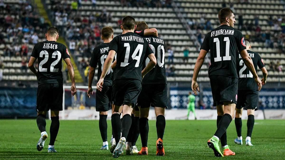 Зоря – Десна: огляд, рахунок, відео голів матчу 19.10.2019 – чемпіонат України