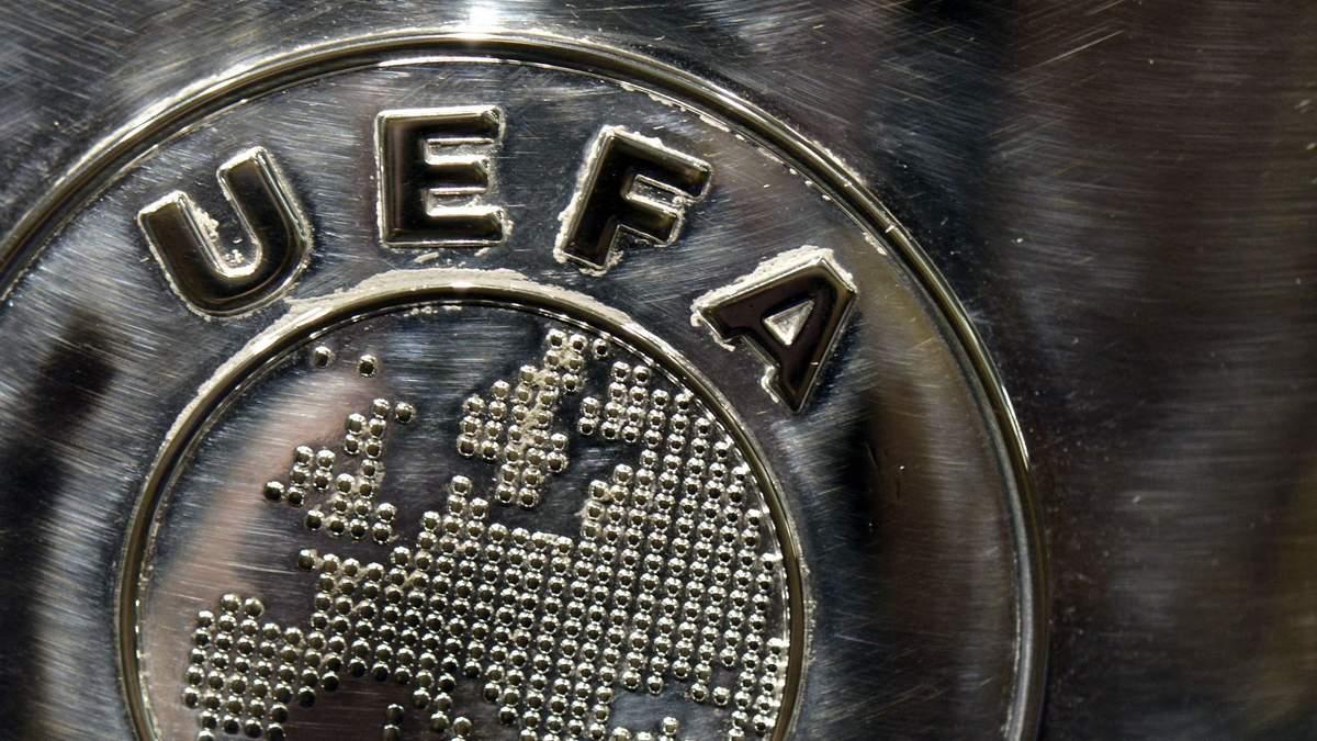 В УЄФА прийняли рішення розводити збірні Росії та Косово