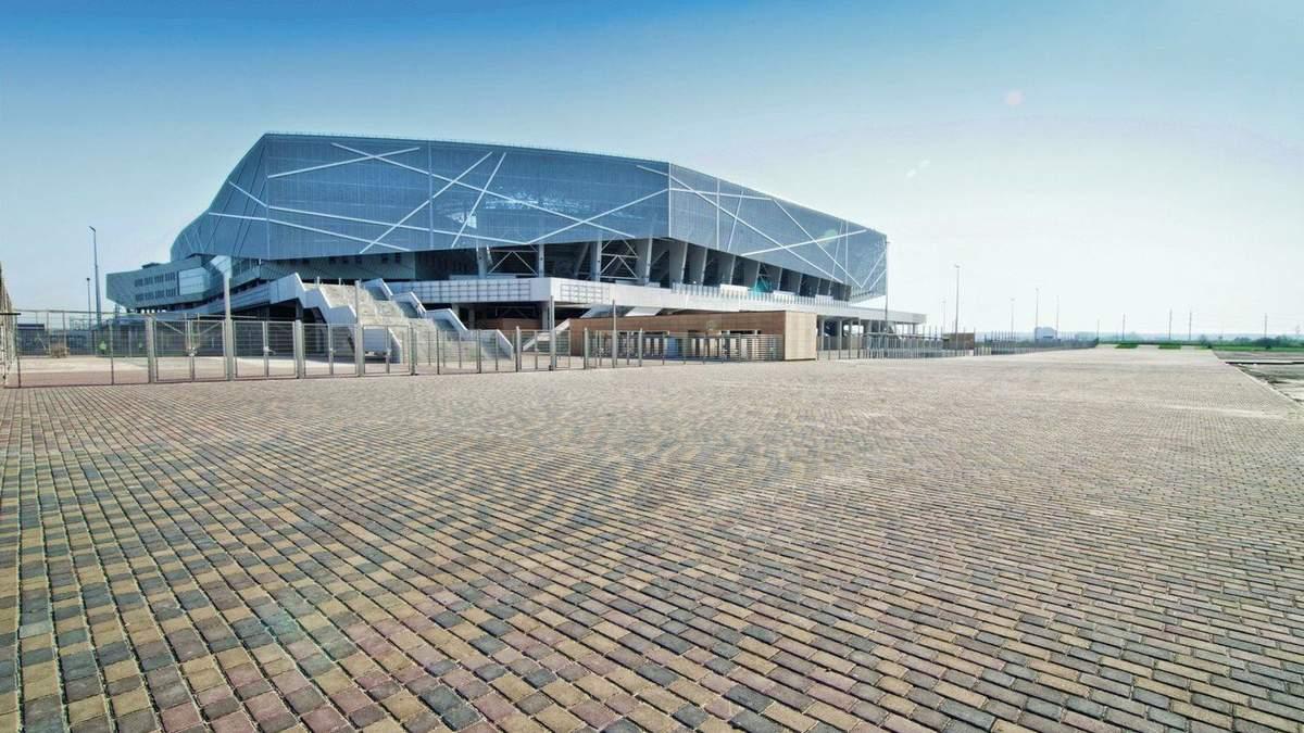 """Директор """"Арены Львов"""" рассказал о бешеном долге стадиона и других проблемах сооружения"""
