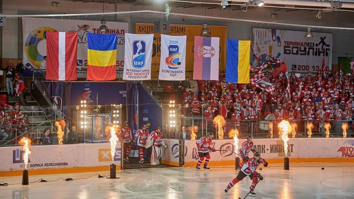 Феерия Континентального кубка в Броварах или как надо организовывать спортивные турниры