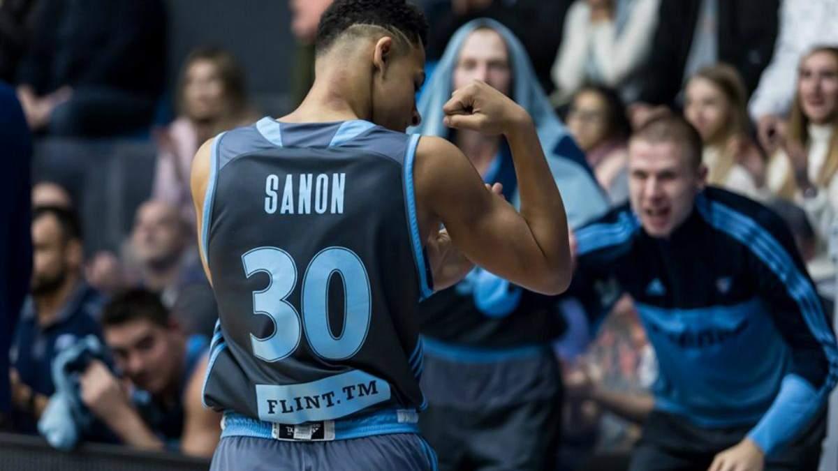 Ефектний данк українця потрапив у топ-5 моментів туру Кубка Європи FIBA: відео