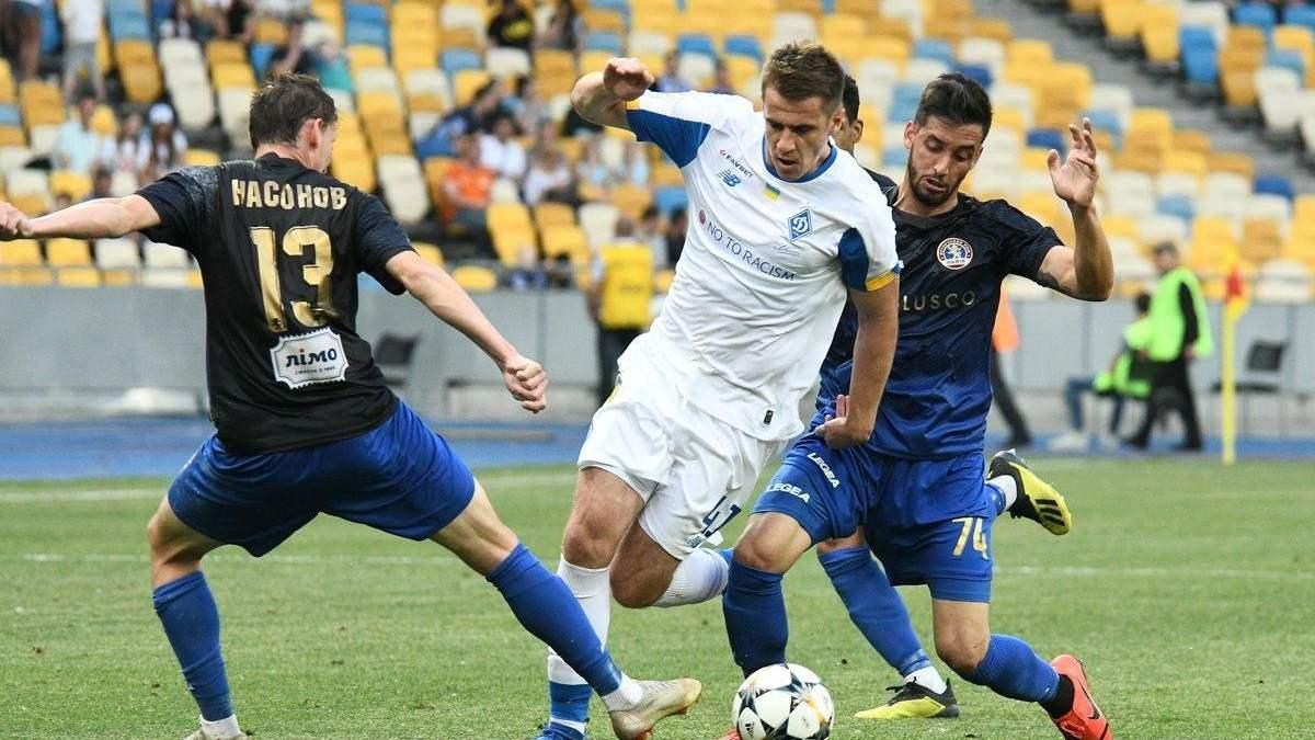 Динамо – Львов: где смотреть онлайн матч 3 ноября 2019 – УПЛ