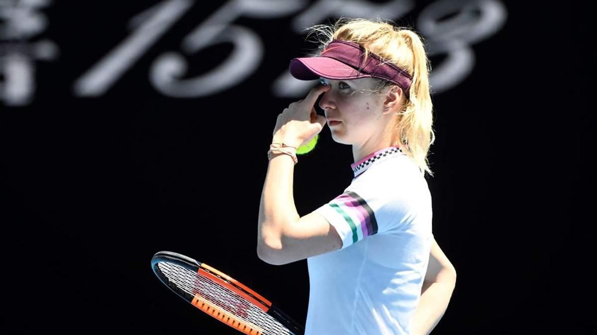 Свитолина получила соперницу по полуфиналу Итогового турнира