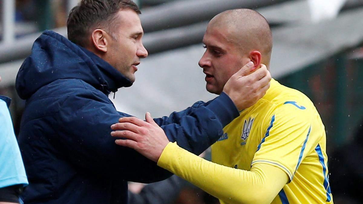Как выступила сборная Украины без Ракицкого – выход на Евро-2020 и надежная оборона