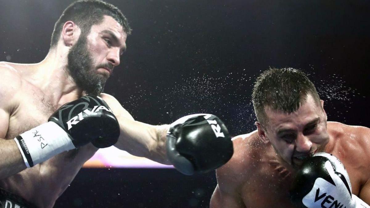 Александр Гвоздик против Артура Бетербиева