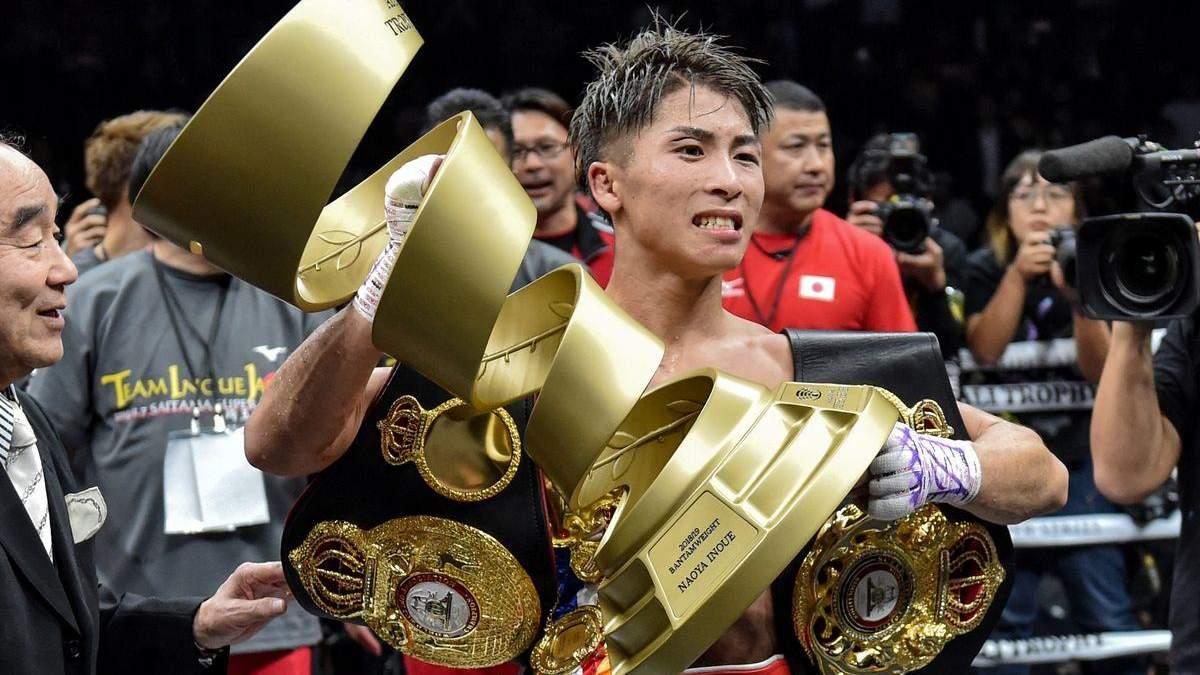 Боксер Наоя Іноує – японський монстр, рекордсмен та переможець WBSS