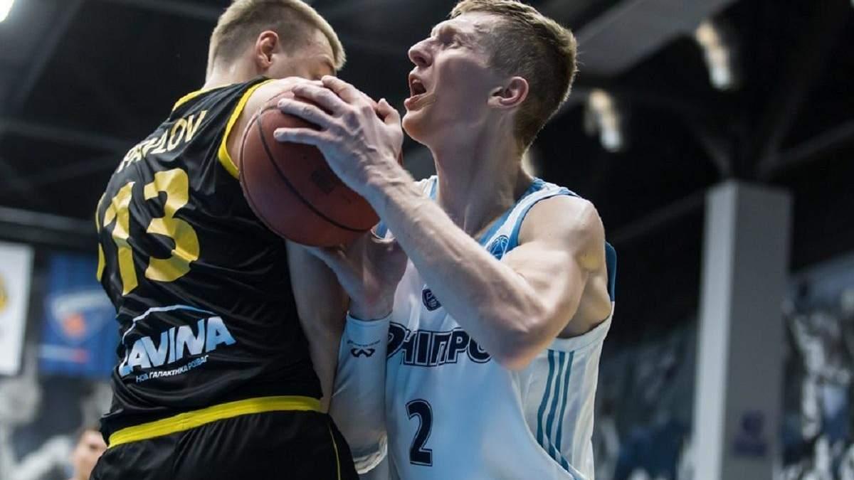 Дніпро – Київ-Баскет результат