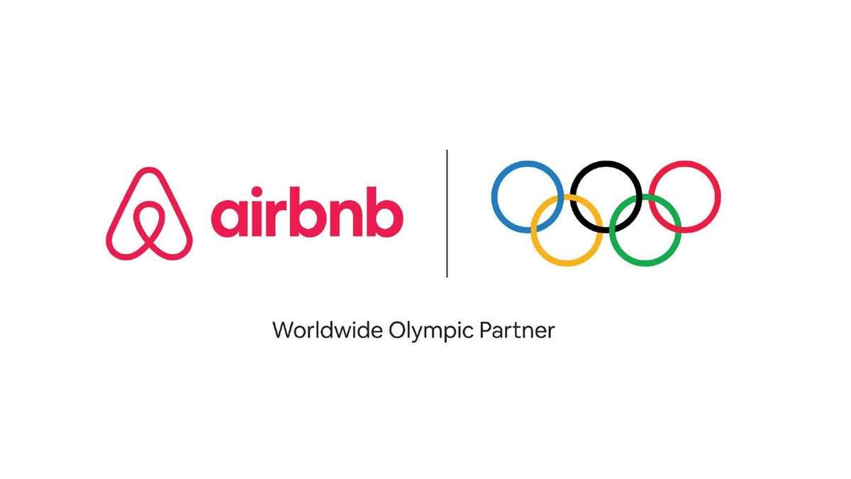 МОК уклав угоду з Airbnb на 500 мільйонів доларів