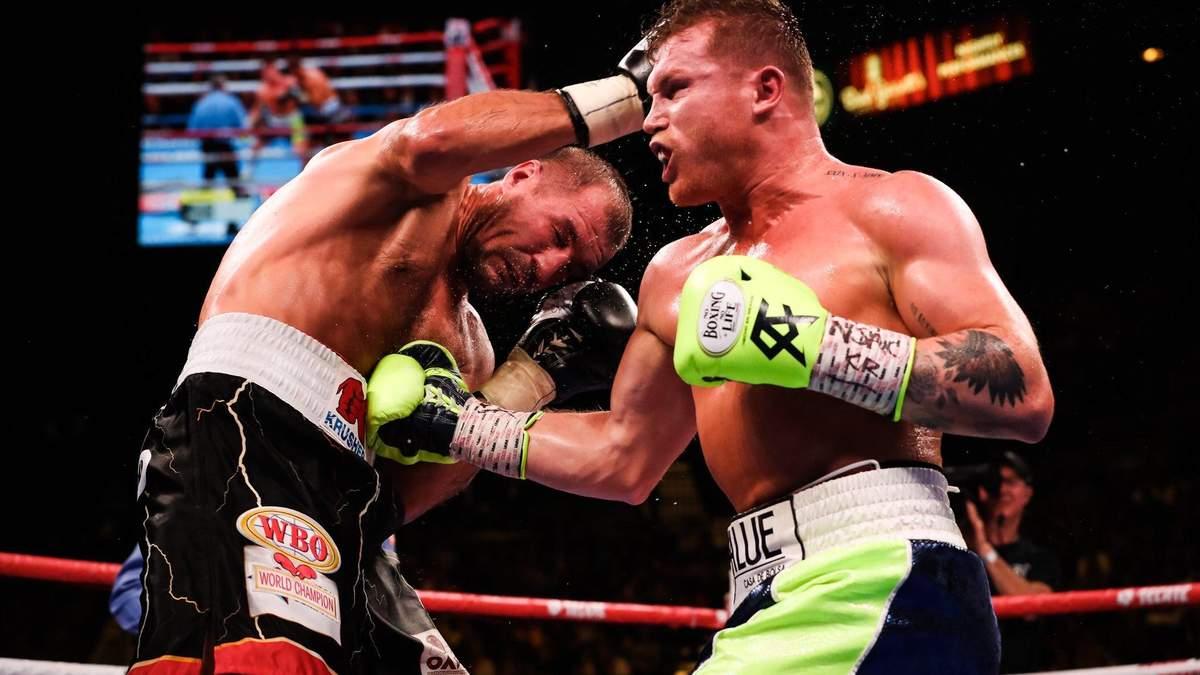 Якщо ви поставили гроші на мою перемогу, то ви профани, – російський боксер Ковальов