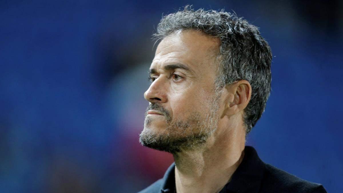 Луис Энрике вернулся в сборную Испании
