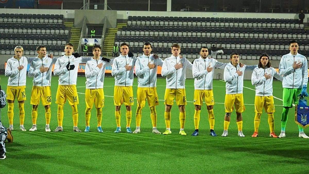 Сборная Украины U-19 победила Швецию и вышла в элит-раунд Евро-2020