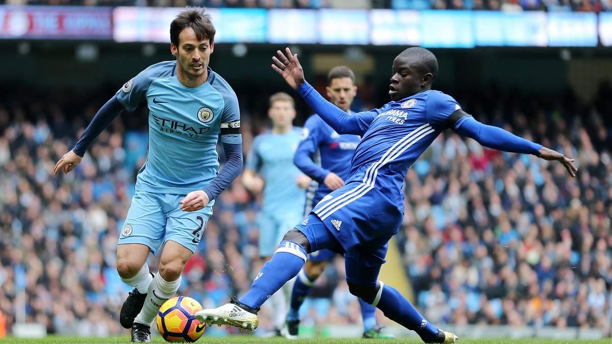 Манчестер Сити – Челси: смотреть онлайн матч 23.11.2019 – АПЛ