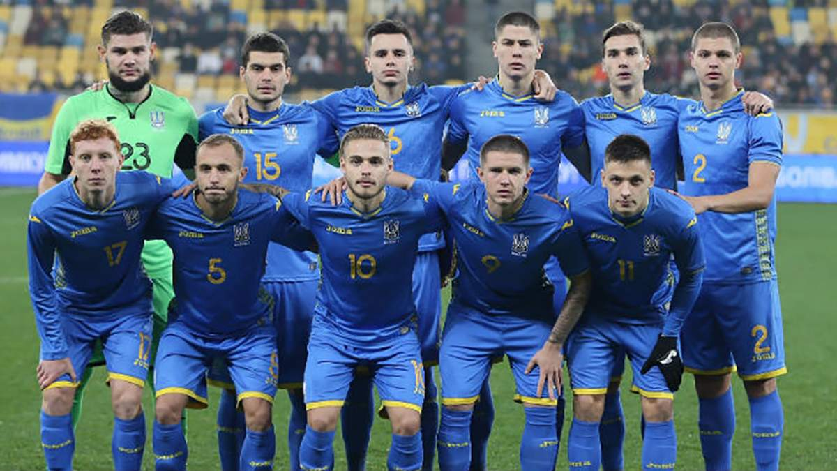 Сборная Украины U-21