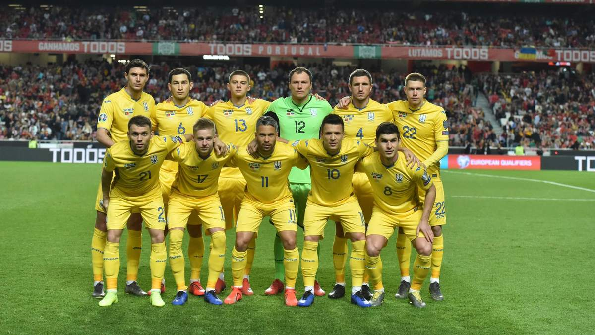 Євро-2020: склади груп чемпіонату Європи