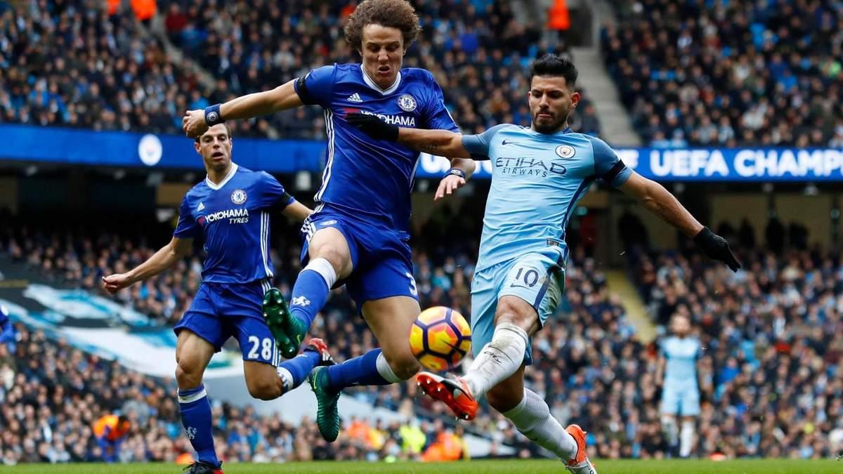 Манчестер Сіті – Челсі: де дивитися онлайн матч 23 листопада 2019
