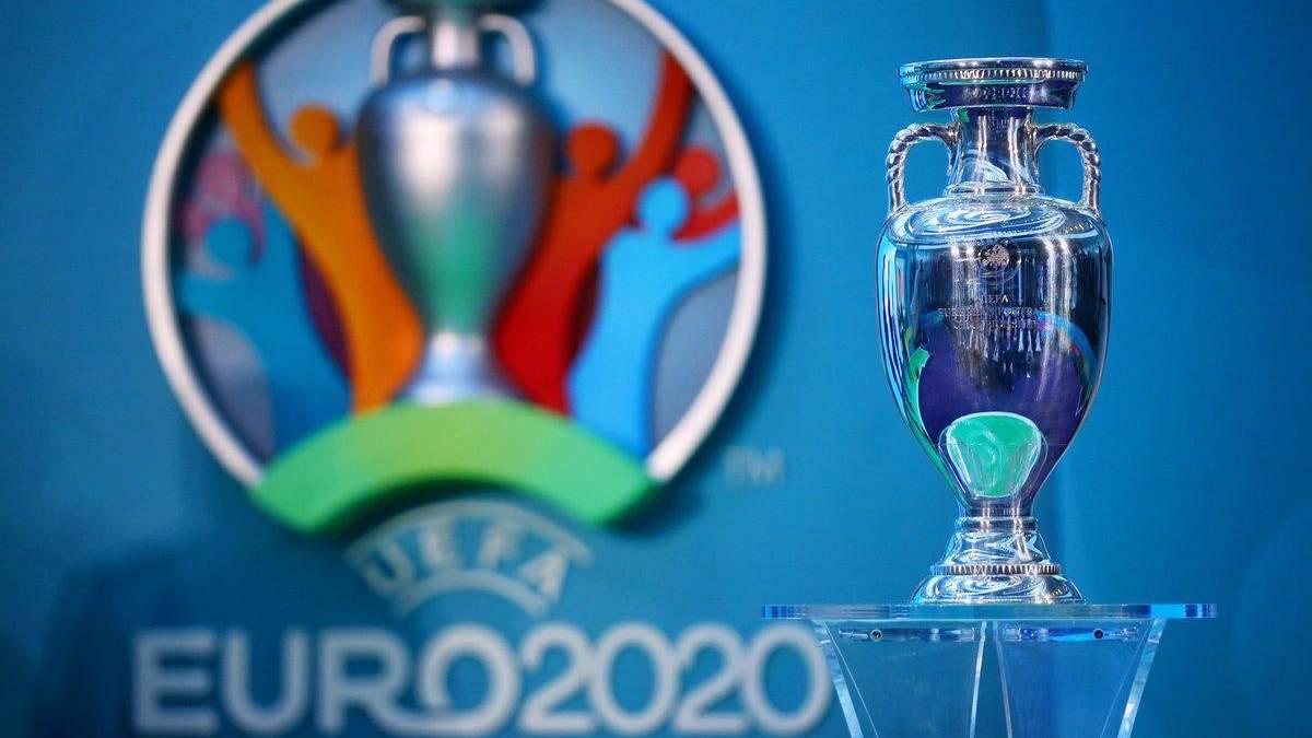 УЕФА официально утвердил корзины жеребьевки Евро-2020: Украина среди сеяных