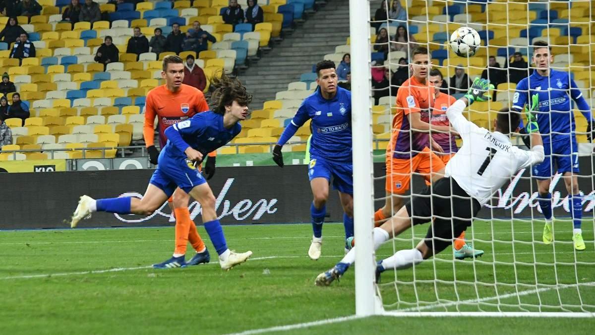 Динамо – Мариуполь: прогноз букмекеров на матч чемпионата Украины