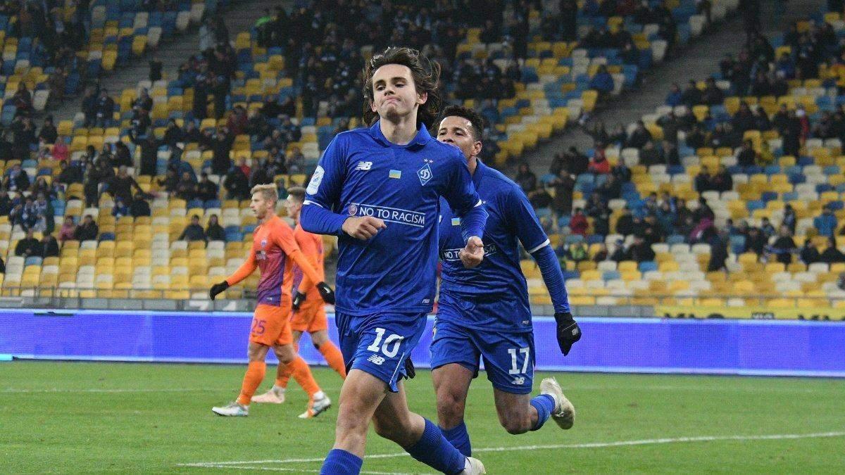 Динамо – Мариуполь: онлайн-трансляция матча чемпионата Украины