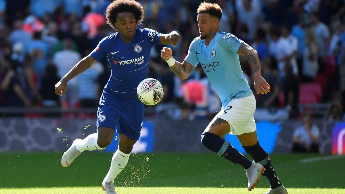 Манчестер Сіті – Челсі: огляд, рахунок, відео голів матчу 23.11.2019