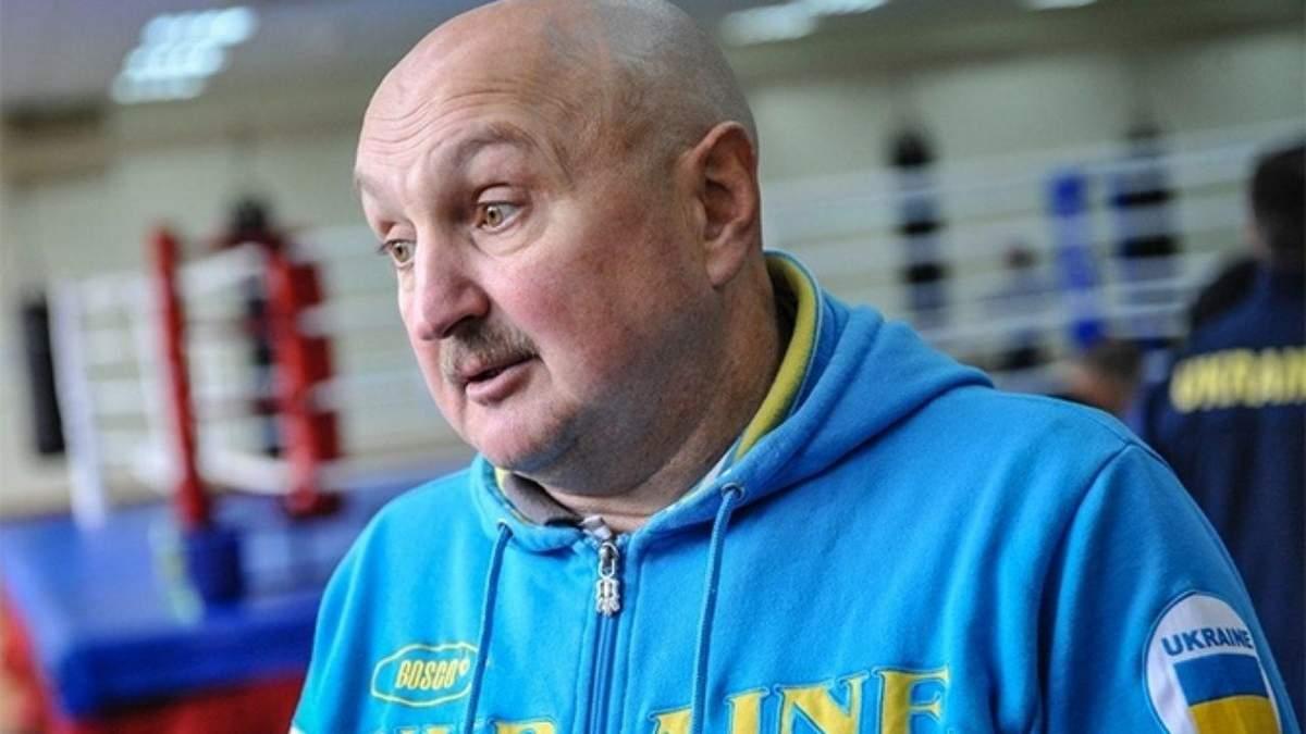 Усик – талантливый боксер и профессионал, который знает почему и зачем выходит на ринг, – тренер