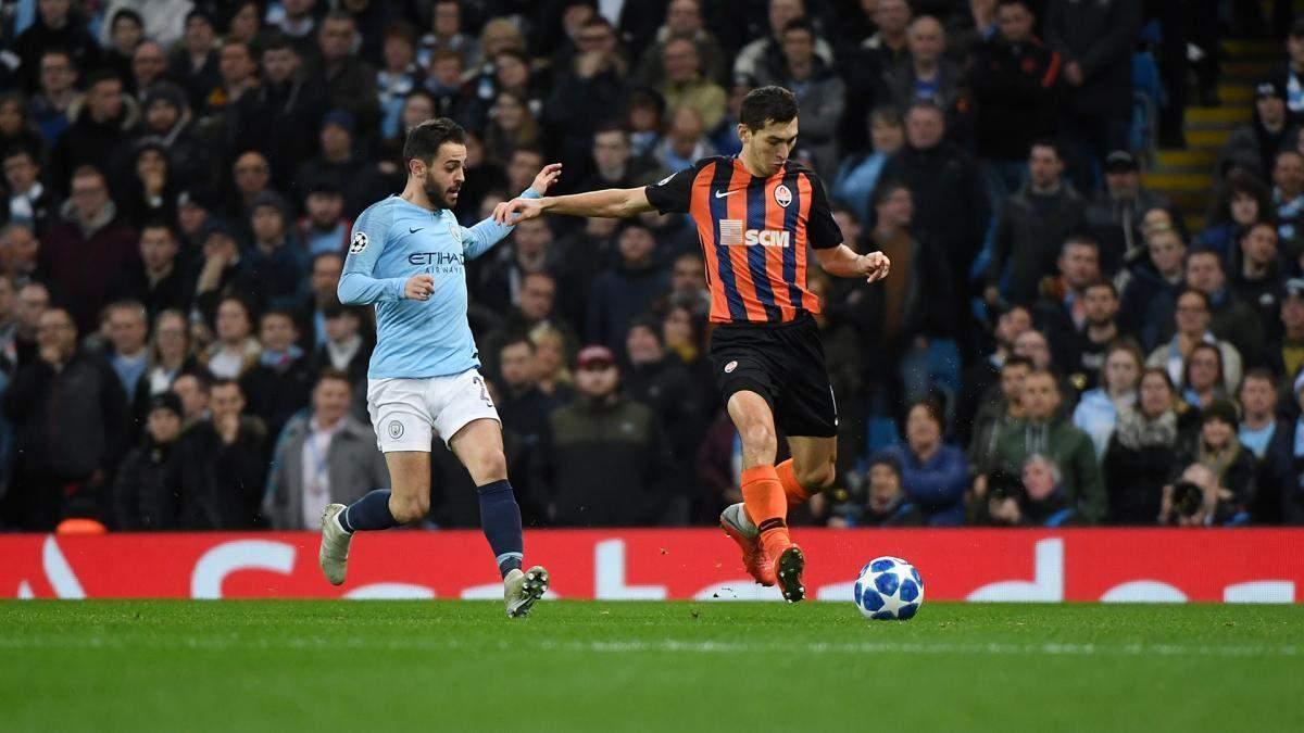 Манчестер Сити – Шахтер: где смотреть онлайн матч 26 ноября 2019