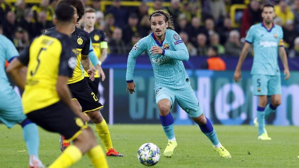 Барселона - Боруссия (Дортмунд): где смотреть онлайн матч Лиги чемпионов