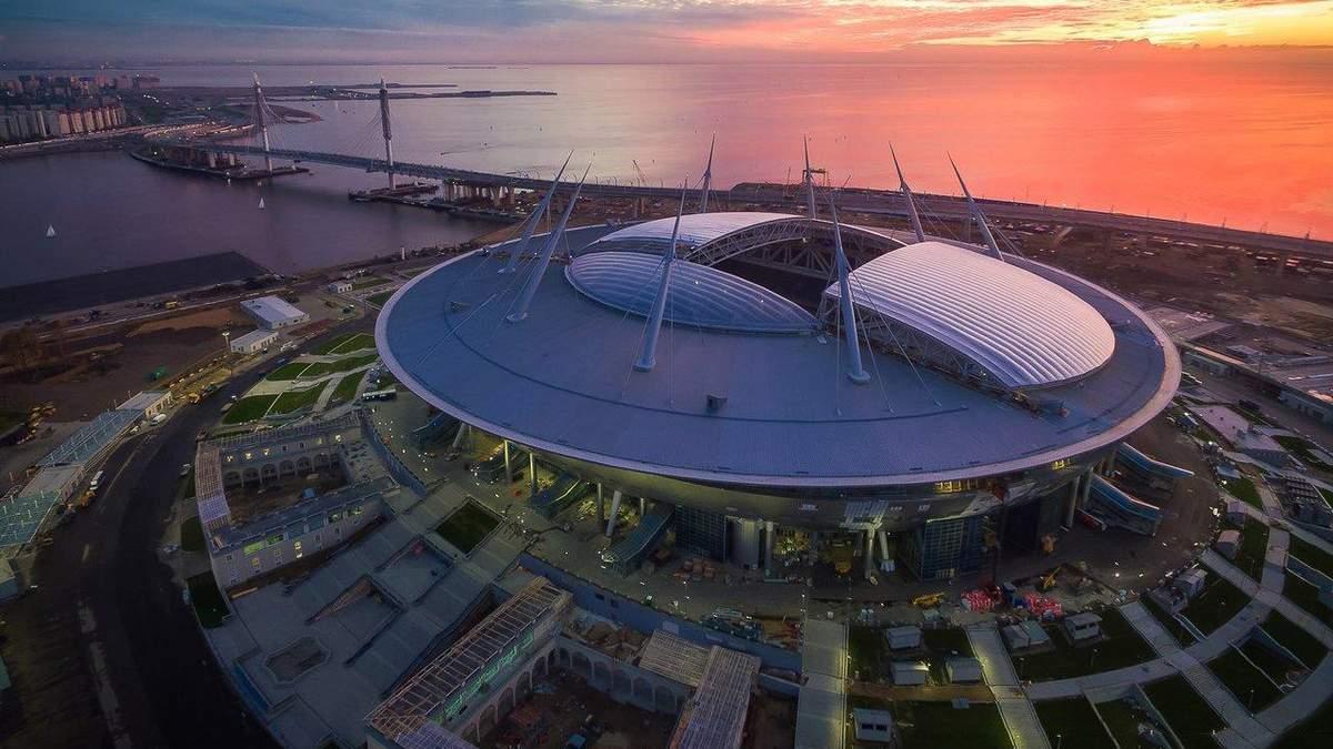 У России могут забрать проведение матчей Евро-2020 и финала Лиги чемпионов в 2021 году