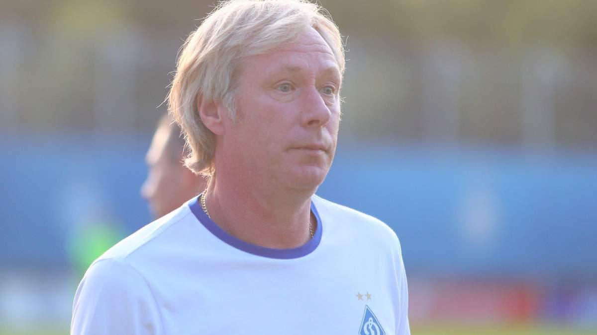 """Мы приехали играть и побеждать, – Михайличенко назвал цель """"Динамо"""" на матч Лиги Европы"""